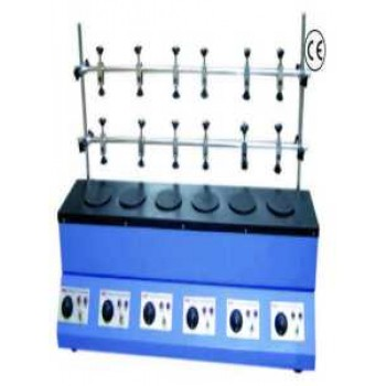 Soxhlet Extraction Unit Manufacturer & Supplier in India