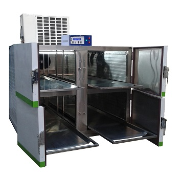 Mortuary cabinet | Dead Body freezer machine Manufacturers